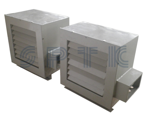 空气电加热器的技术特点,应用