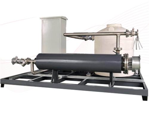 管道电加热器结构及工作原理