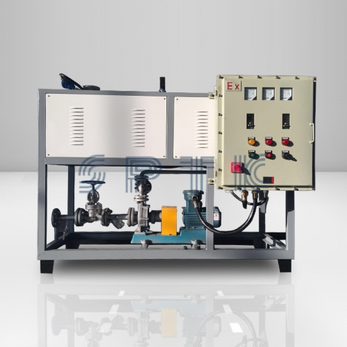 风道电加热器设备在各个行业的应用