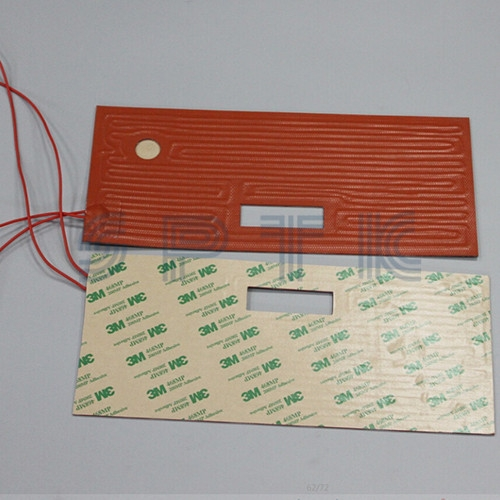 硅橡胶电加热板